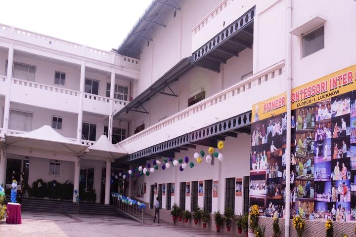 Pioneer Montessori School-School Building