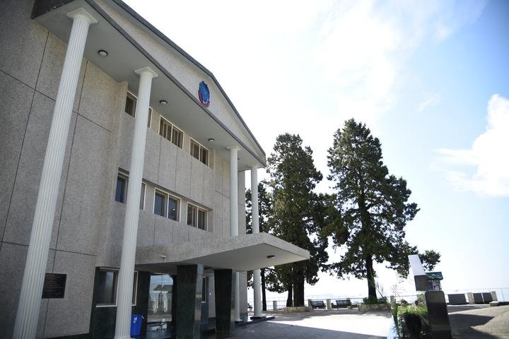 St Georges College-Admin Block