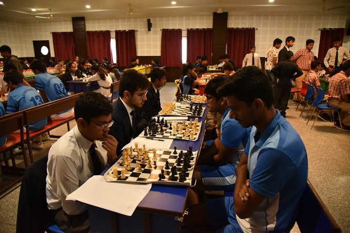 St Georges College-Chess