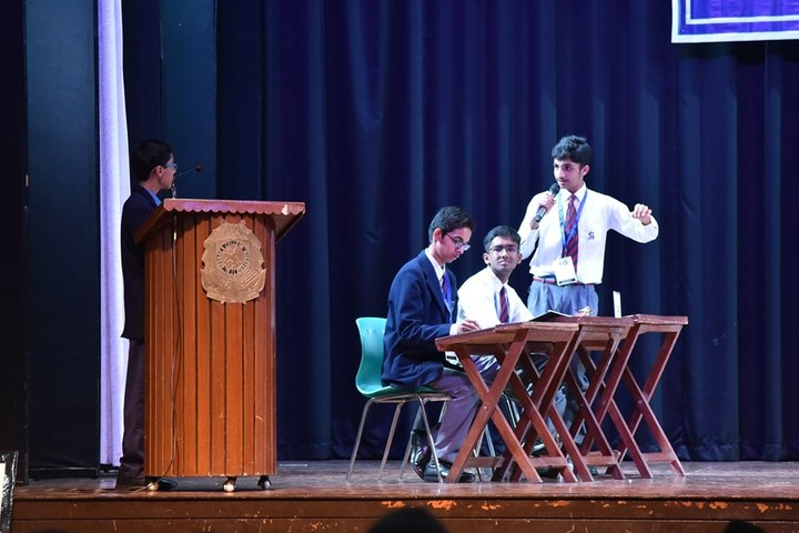 St Georges College-Debate Competition
