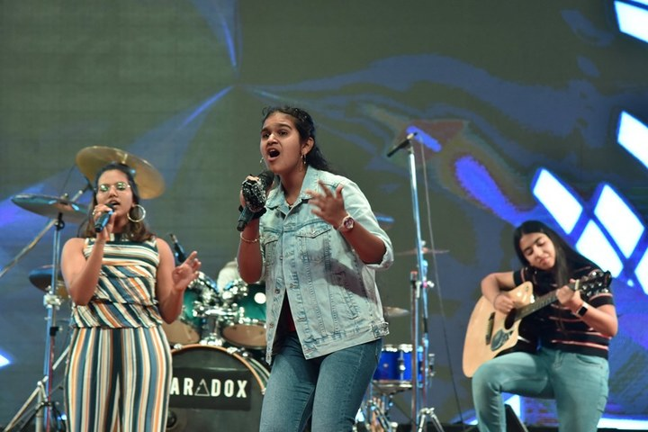 St Georges College-Singing