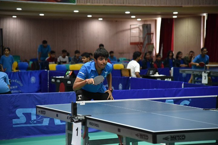 St Georges College-Table Tennis