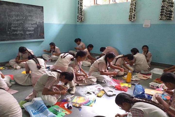 St Josephs Convent School-Activity