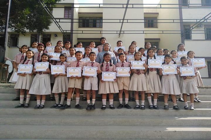 St Josephs Convent School-Certification