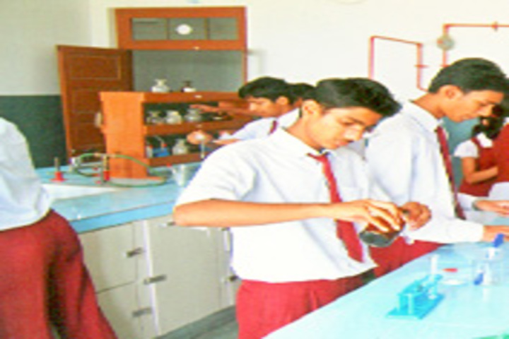 St Josephs Convent School-Chemistry Lab