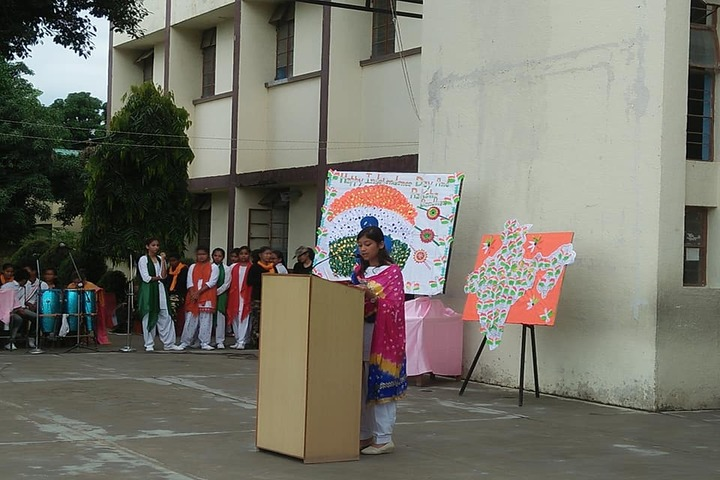 St Josephs Convent School-Independence Day