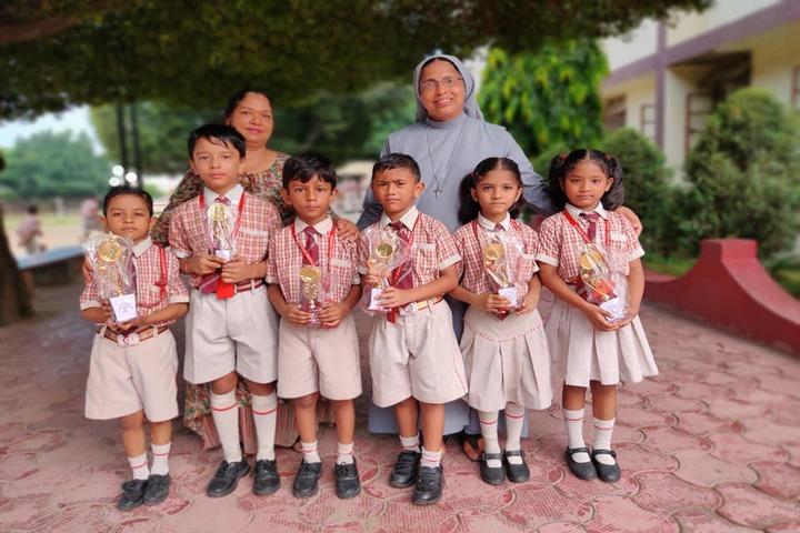 St Josephs Convent School-Kindergarten