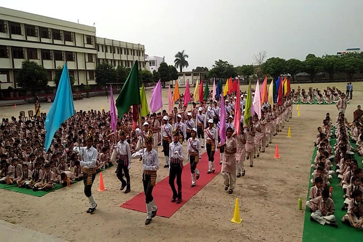 St Josephs Convent School-March Past