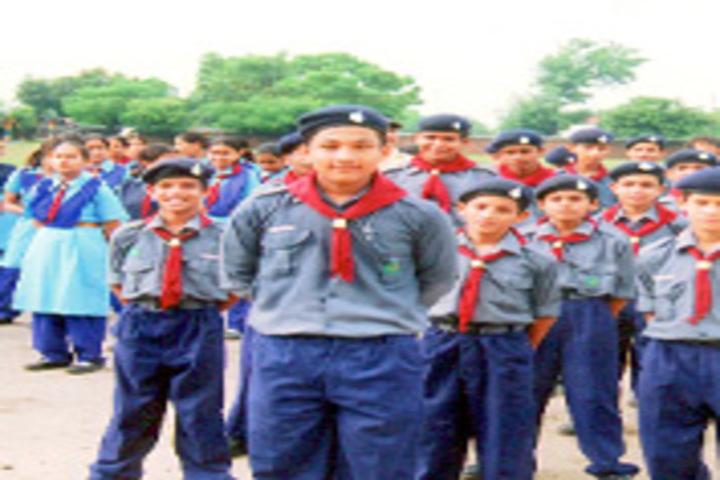 St Josephs Convent School-Scouts