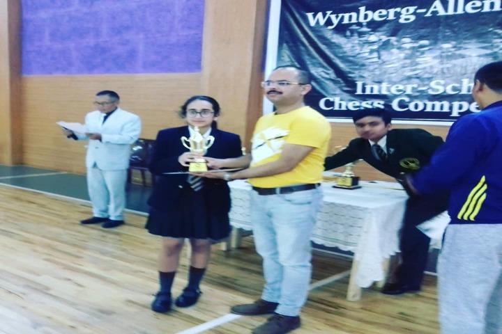 Guru Nanak Fifth Centenary School - Award