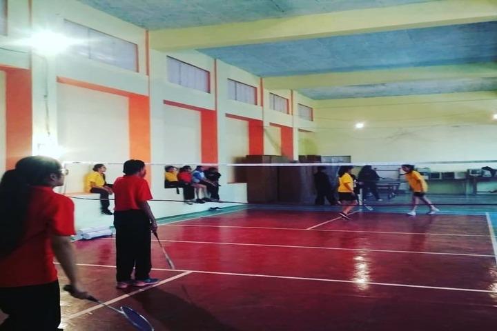 Guru Nanak Fifth Centenary School - Badminton