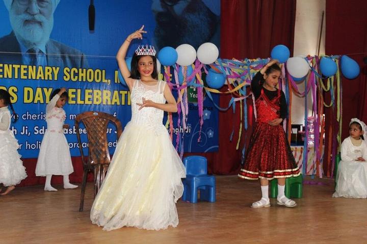 Guru Nanak Fifth Centenary School - Christmas Day Celebration