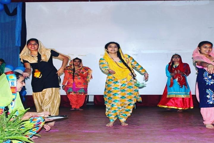 Guru Nanak Fifth Centenary School - Dance