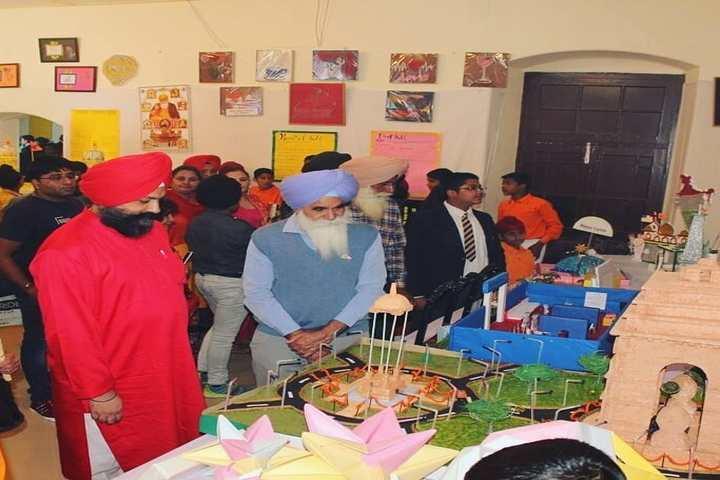Guru Nanak Fifth Centenary School - School Exhibition