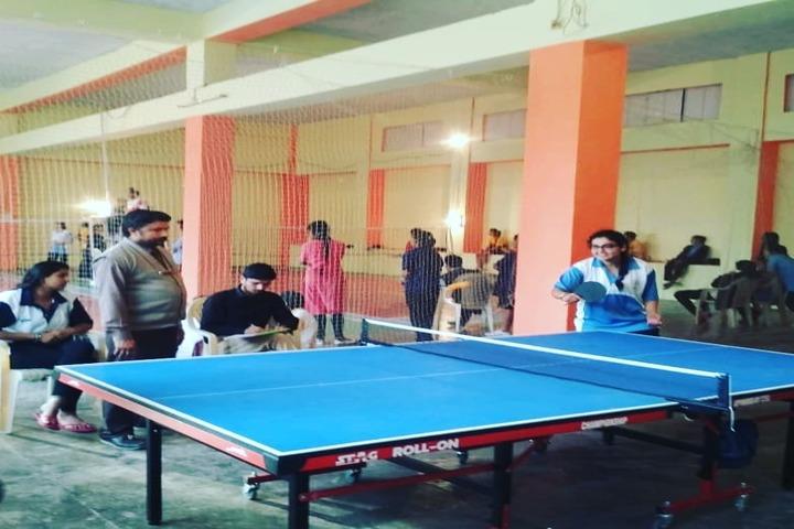 Guru Nanak Fifth Centenary School - Table Tennis