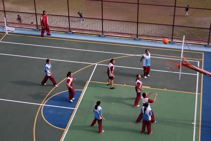 Guru Nanak Fifth Centenary School - Volleyball