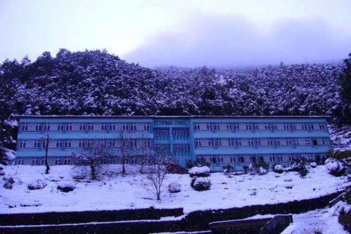 St Thomas Convent School-School Building