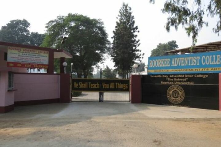 Seventh Day Adventist Inter College-School Entrance