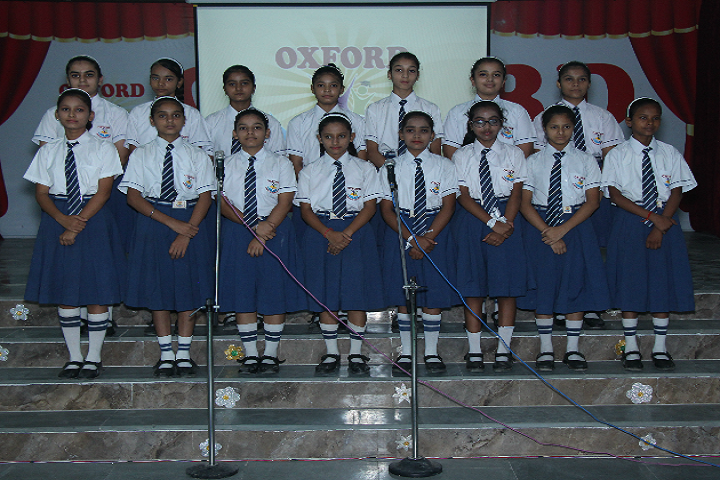 Bala Hissar Academy-Group Singing