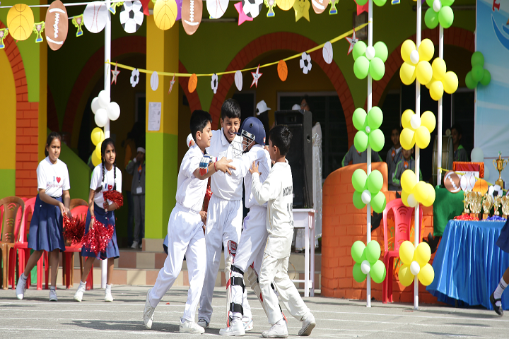 Bala Hissar Academy-Sports Day