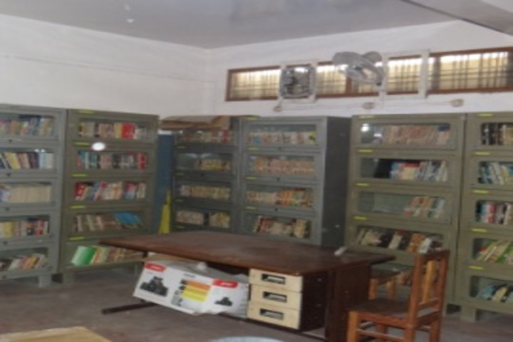 St Theresas School-Library