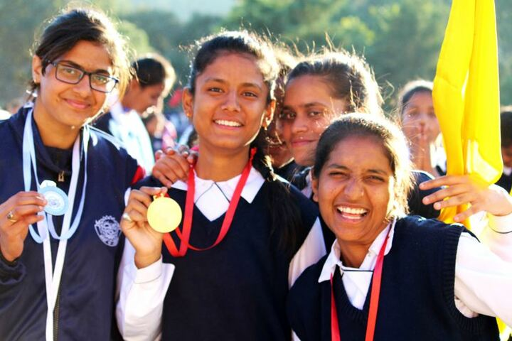 Ashok Hall Girls Residential School-Medal
