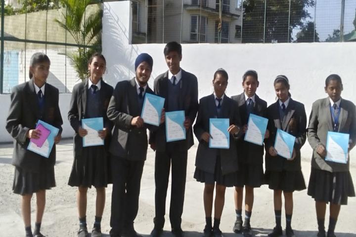 Doon Cambridge School-Certification