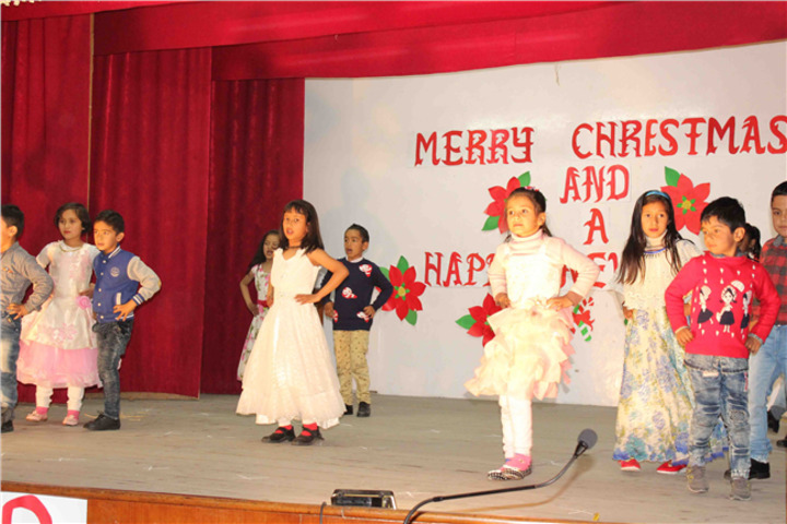 Convent Of Jesus And Mary-Christmas Celebrations