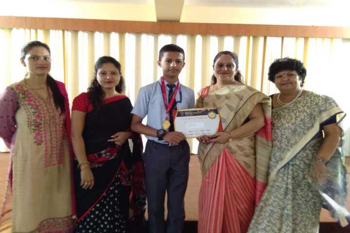 Sunrise Academy- Award Ceremony