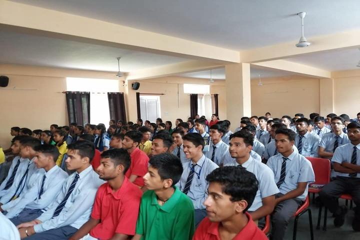 Sunrise Academy - Event