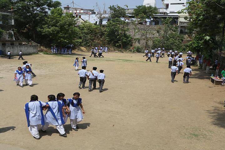 Sunrise Academy -Play Ground