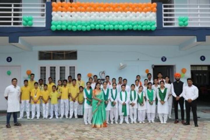 Sunrise Academy - Independence Day