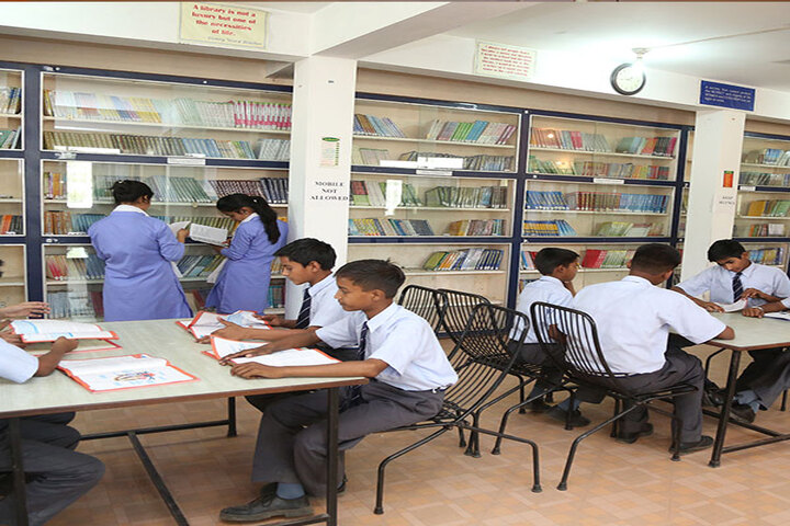 Sunrise Academy - Library