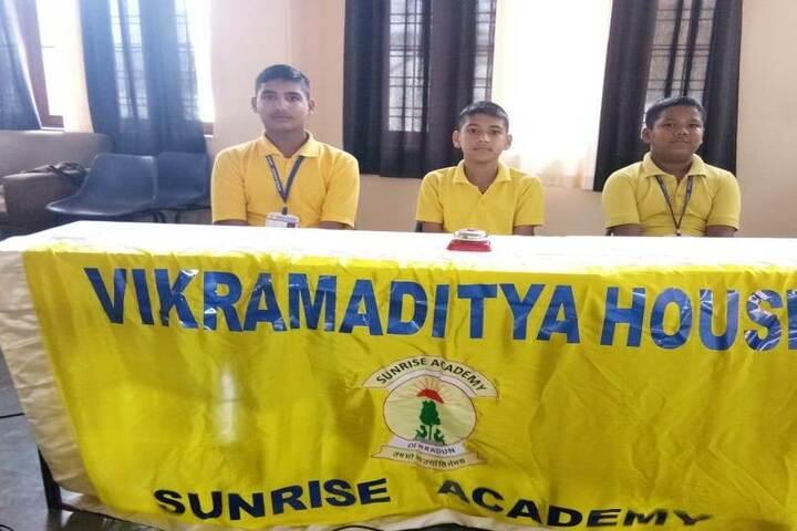 Sunrise Academy - Quiz Competition