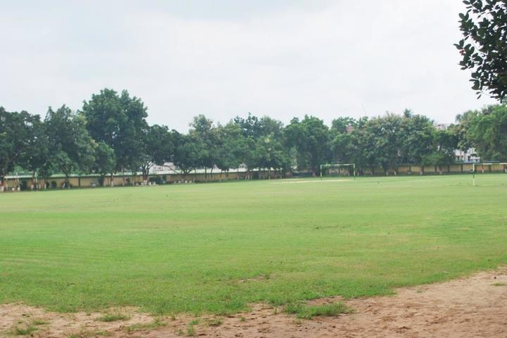 St Xaviers School-Play Ground