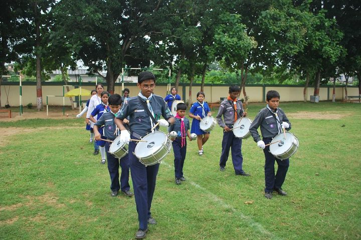 St Xaviers School-School Band