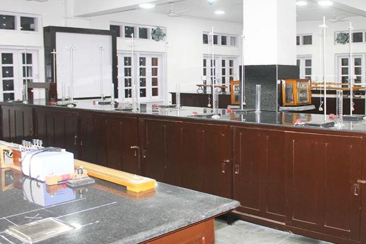 Calcutta Boys School-Physics Lab