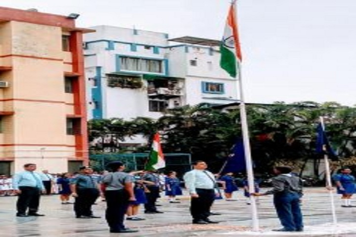 The Frank Anthony Public School-Republic Day