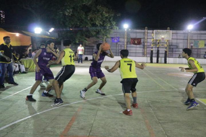 La Martiniere For Boys-Sports
