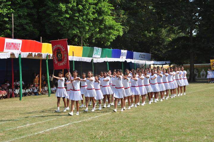 Pratt Memorial School-Sports Day