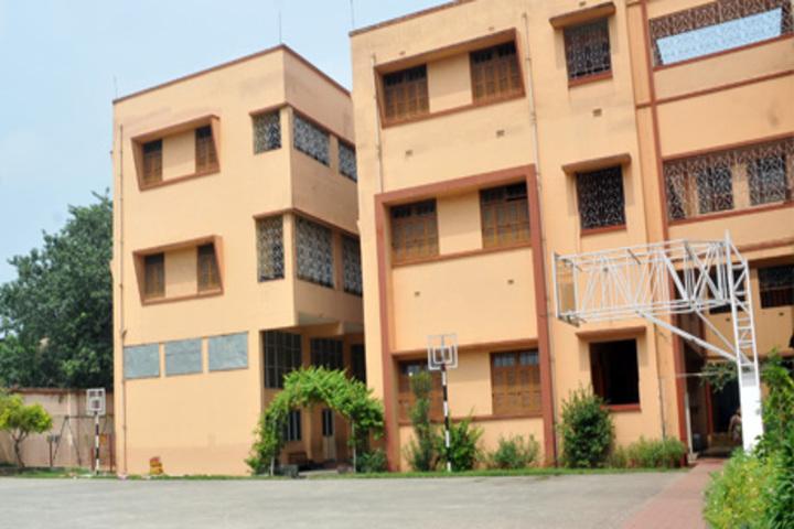 St TeresaS Secondary School-Basket Ball Court