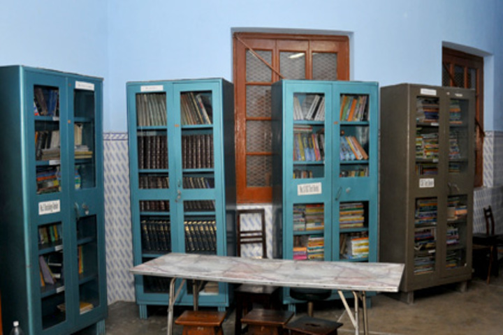 St TeresaS Secondary School-Library