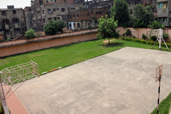 St TeresaS Secondary School-Play Ground