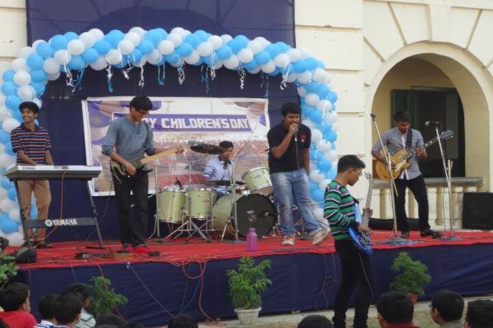 St XavierS Collegiate School-Childrens Day