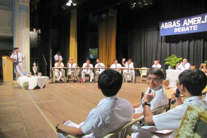 St XavierS Collegiate School-Debate