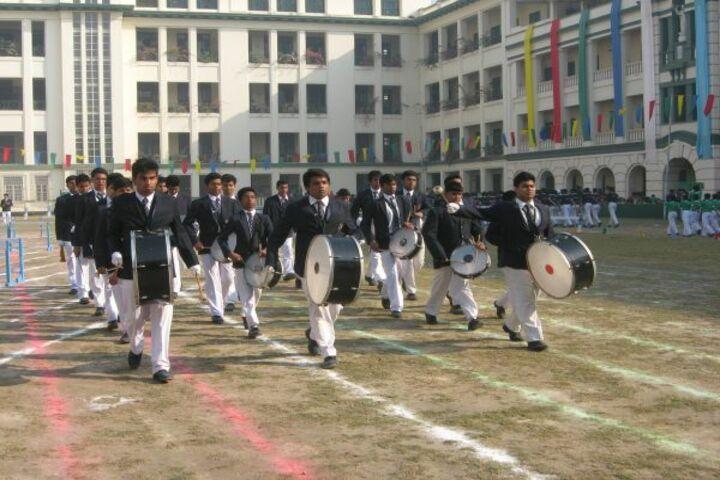 St XavierS Collegiate School-School Band