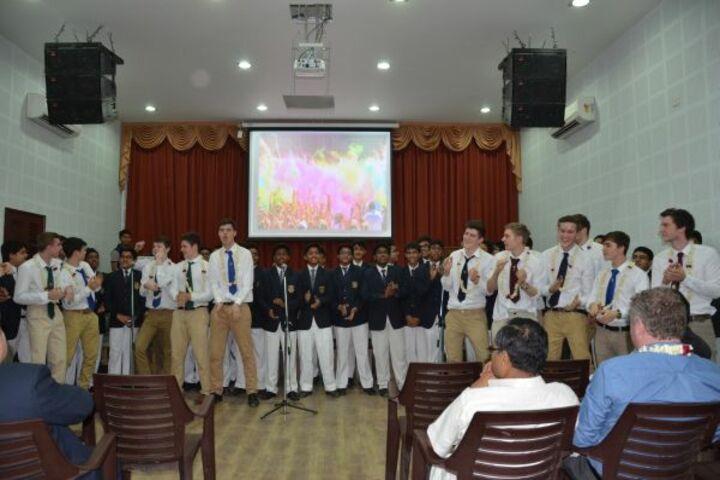 St XavierS Collegiate School-Student Exchange Programme