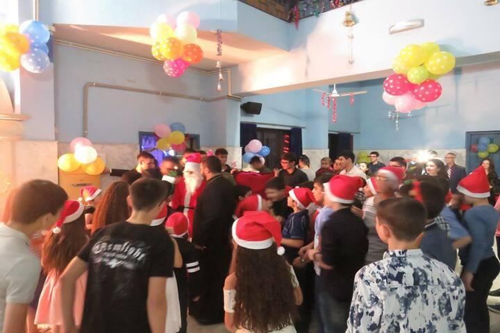 Armenian College And Philanthropic Academy-Christmas Celebrations
