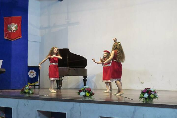 Armenian College And Philanthropic Academy-Event