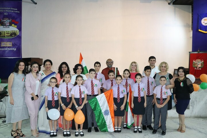 Armenian College And Philanthropic Academy-Independence Day
